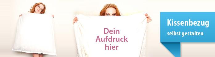 kopfkissenbezug bedrucken den kopfkissenbezug mit aufdruck gestalten. Black Bedroom Furniture Sets. Home Design Ideas
