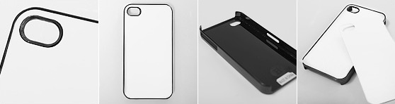 iPhone 5 Cover - Detailansicht