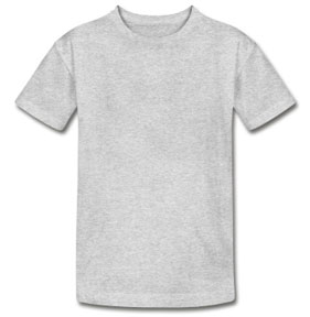 American Apparel Kindershirt