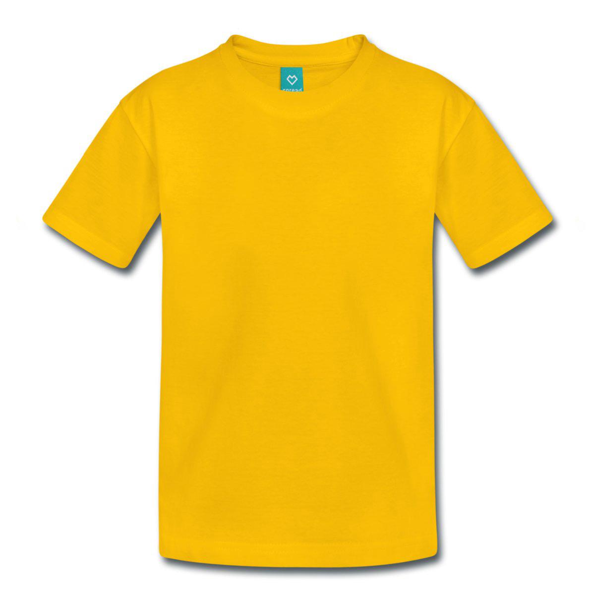 klassisches kinder t shirt mit eigener beschriftung. Black Bedroom Furniture Sets. Home Design Ideas