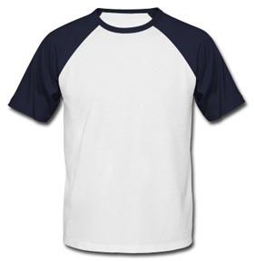 baseball t shirt f r m nner selbst designen. Black Bedroom Furniture Sets. Home Design Ideas