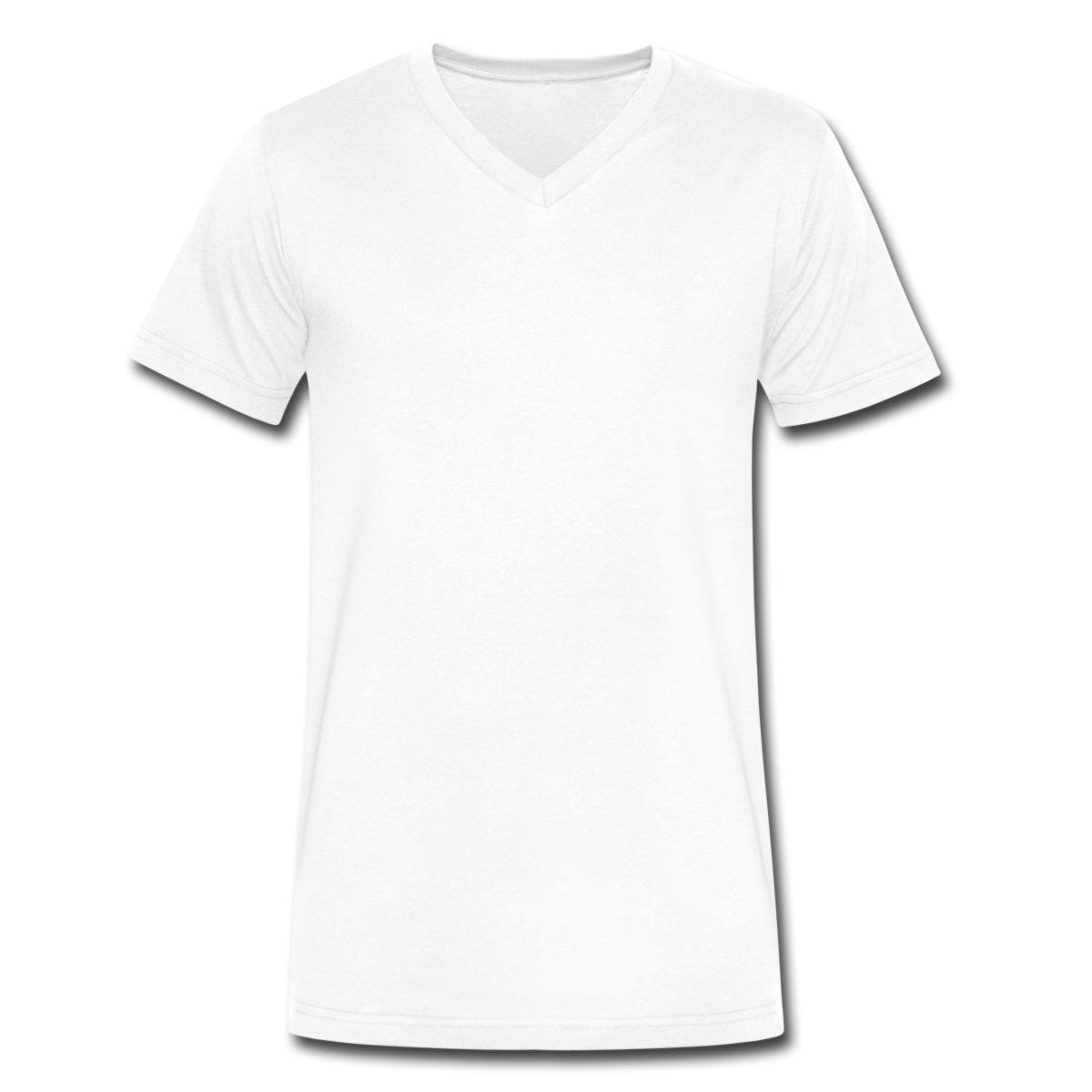 sale retailer 6cc0f 8a827 Männer V-Kragen T-Shirt mit eigenem Aufdruck