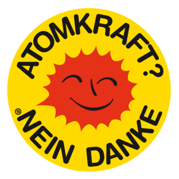 Atomkraft, Nein danke - Orange Version