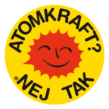 Atomkraft Nej tak - Orange Version