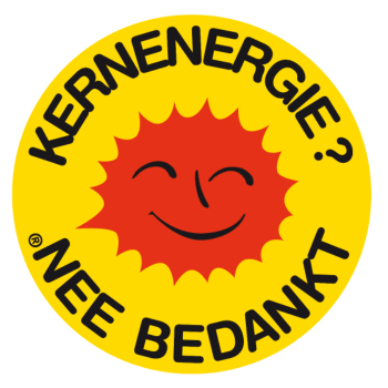 Kernenergie nee bedankt - Orange Version
