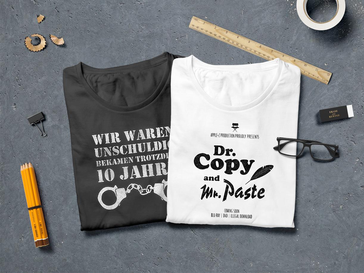 abschluss t-shirts bedrucken - coole shirts für die ganze