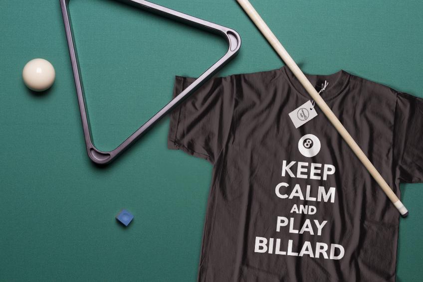Billard T-Shirts