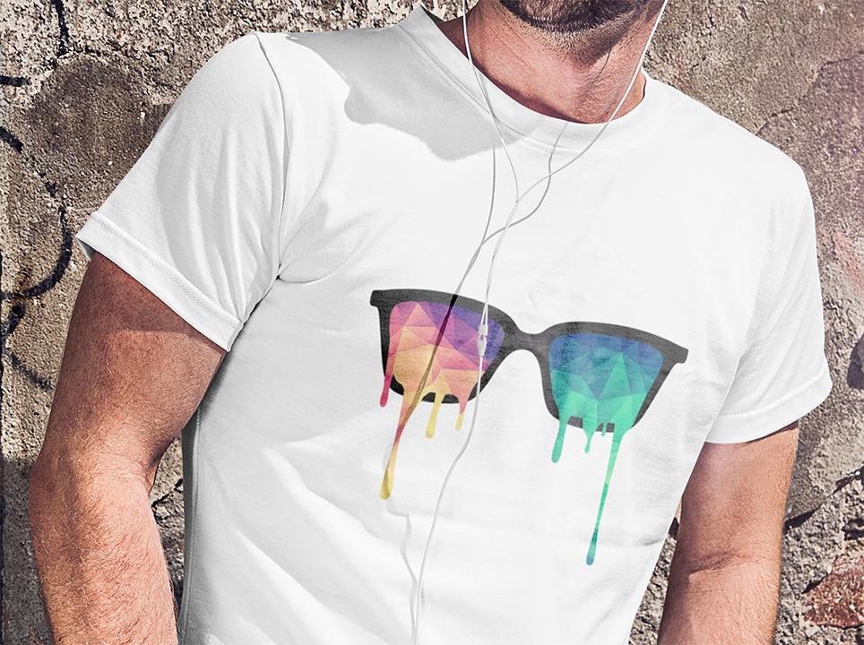 Brillen T-Shirts
