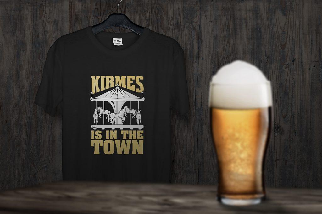 Kirmes T-Shirt bedrucken