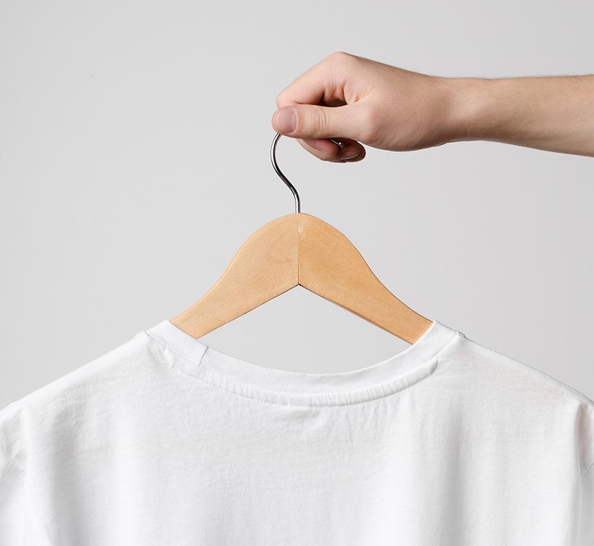 Kleiderbügel Lifehack
