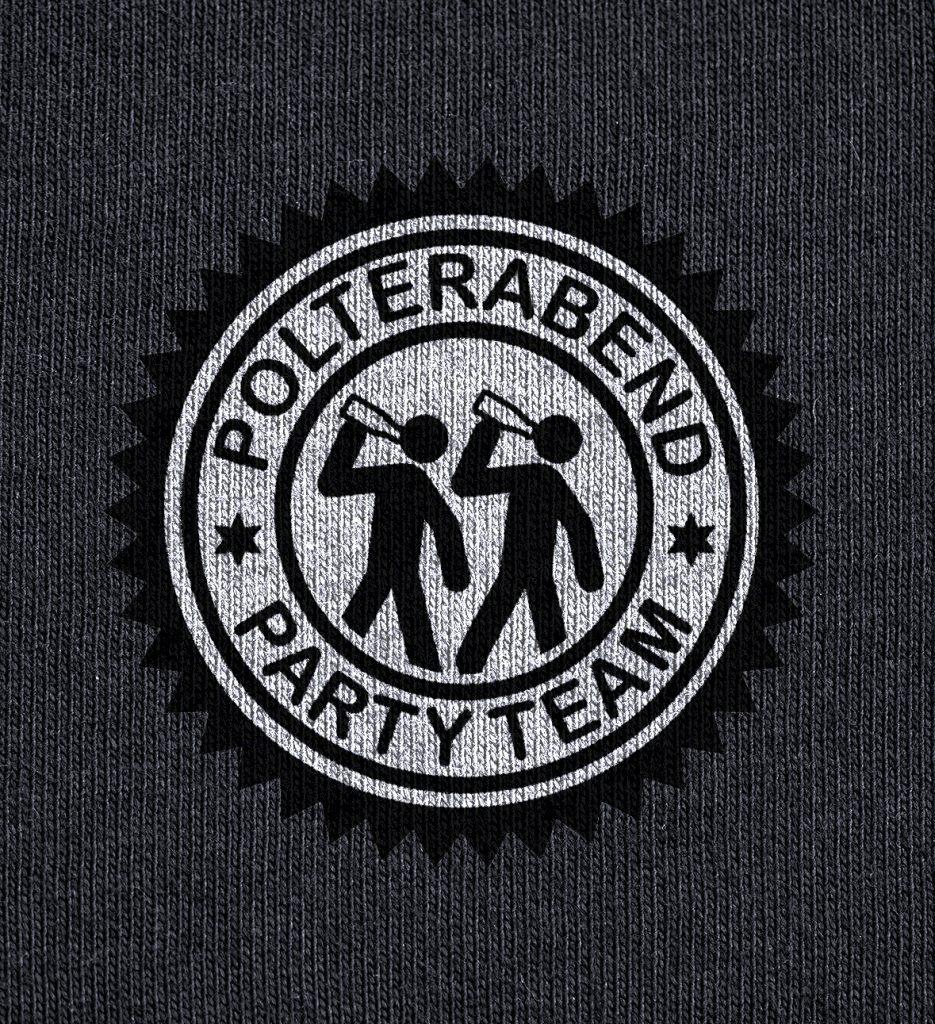 Polterabend T-Shirt mit eigenem Motiv, Foto oder Text bedrucken