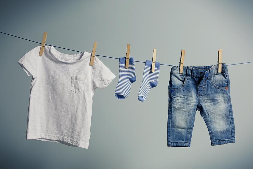 Kleidung eingelaufen bugeln