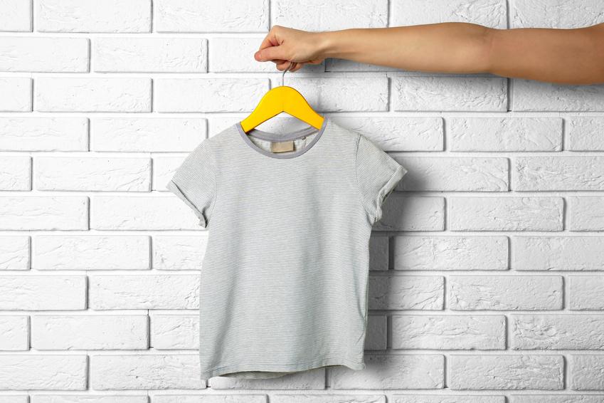 T-Shirt einlaufen lassen