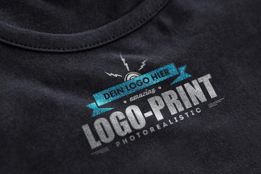 d64a5c458787cb T-Shirt mit eigenem Logo bedrucken  So wird s gemacht.