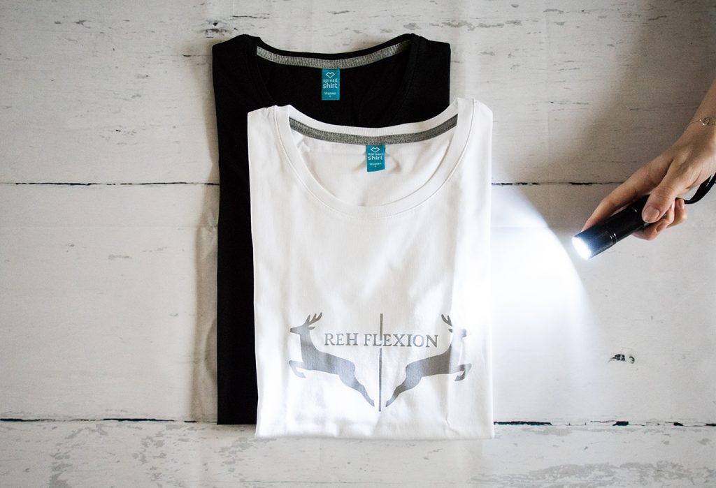 T-Shirts reflektierend