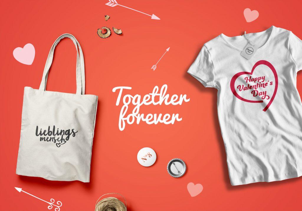 Valentinstag T Shirt